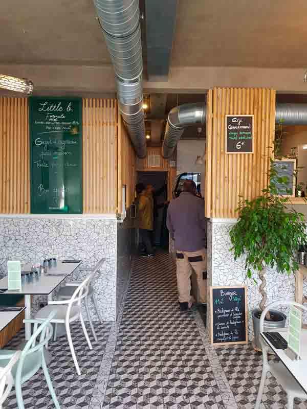 climaticien restaurant