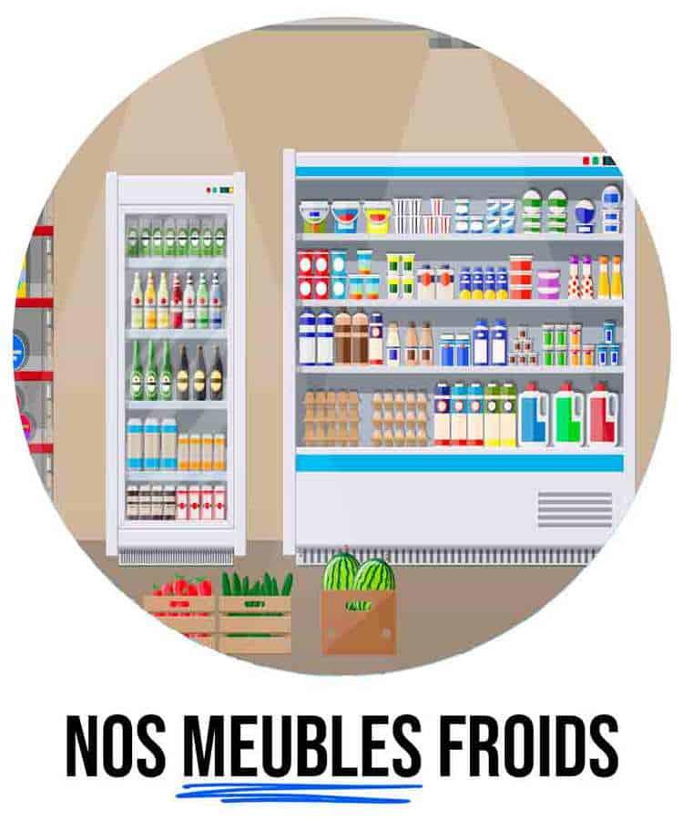 équipements frigorifiques